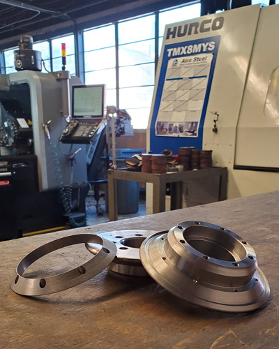CNC Machining Pottstown pa