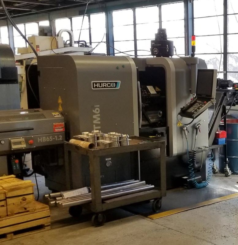 hurco professional machining equipment | KLT Group Inc.